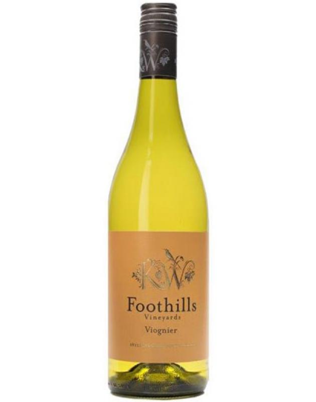 Foothills Viognier