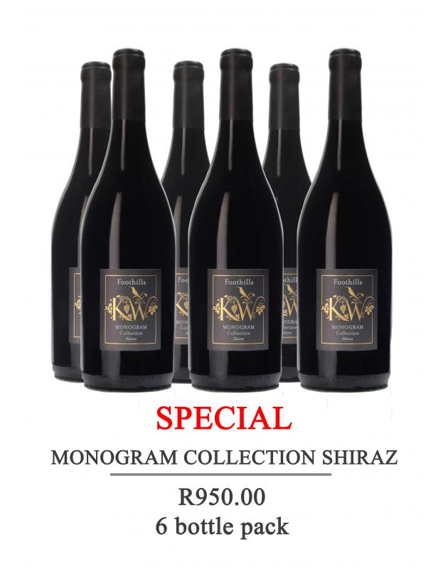 Monogram Collection Shiraz